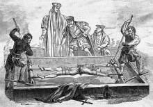 Tortura Idade Média Operação Lava Jato delação premiada